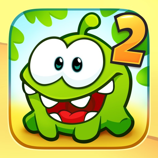 Cut the Rope 2: Om Noms Quest