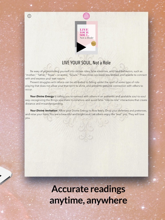 The Divine Energy Oracle Cards screenshot 10