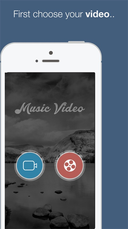 MusicVideo: Add Songs to Video