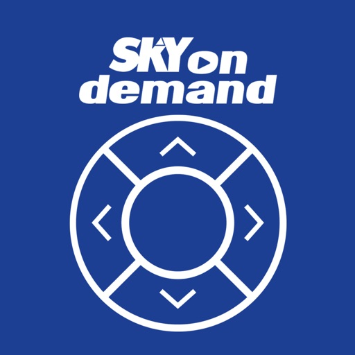 SKY On Demand Box Remote by SKY Cable Corporation