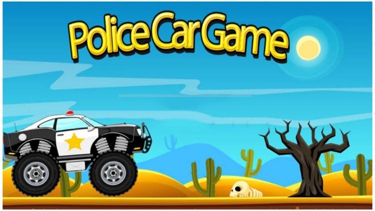 police Car Game screenshot-6