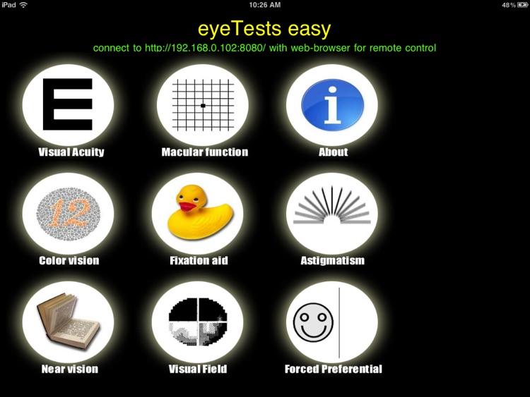 eyeTests Pro