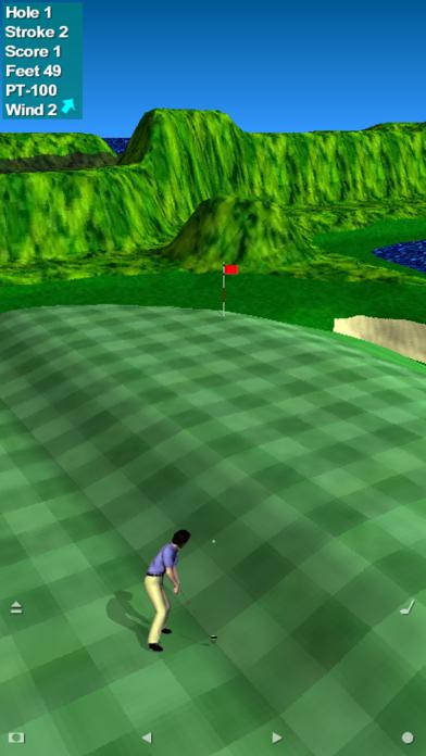 Par 3 Golf screenshot two