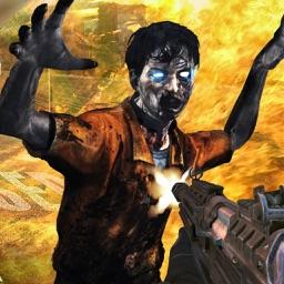 Insane Zombie killer War 3d