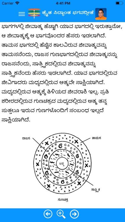 Bhagavadgeethe (Kannada) screenshot-6