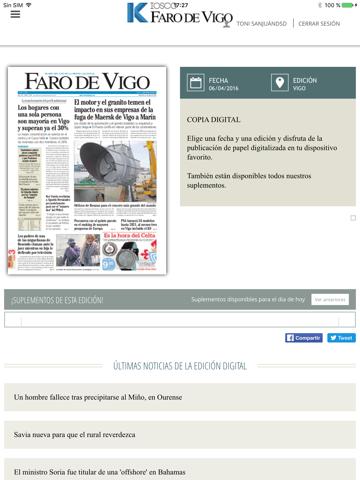 Kiosco Faro de Vigo - náhled