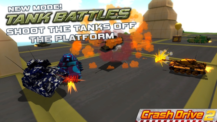 Crash Drive 2 screenshot-3