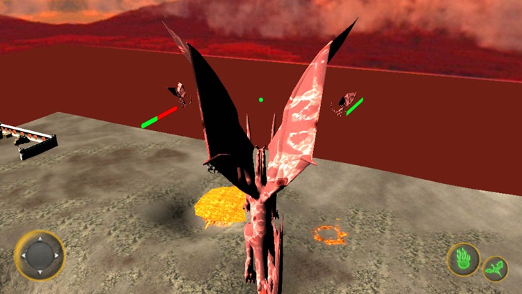 Game of Flying Dragon Simulator screenshot-3
