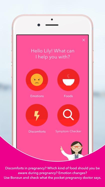 Bonzun Pregnancy App