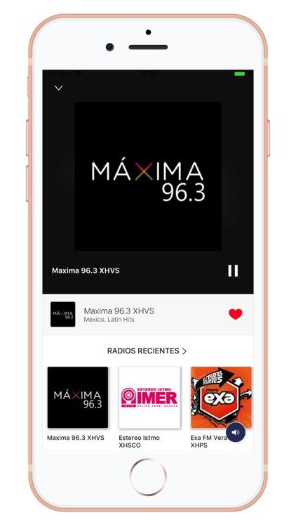 Radios de Mexico - AM/FM screenshot-3