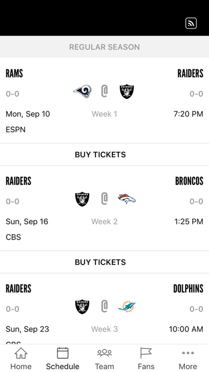 Raiders App screenshot-1