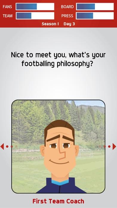 Swipe Manager: Soccer 2018 screenshot 2