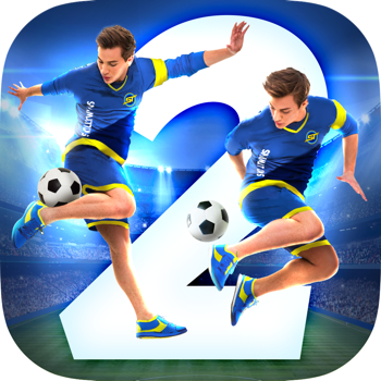 SkillTwins Football Game 2 app for iphone