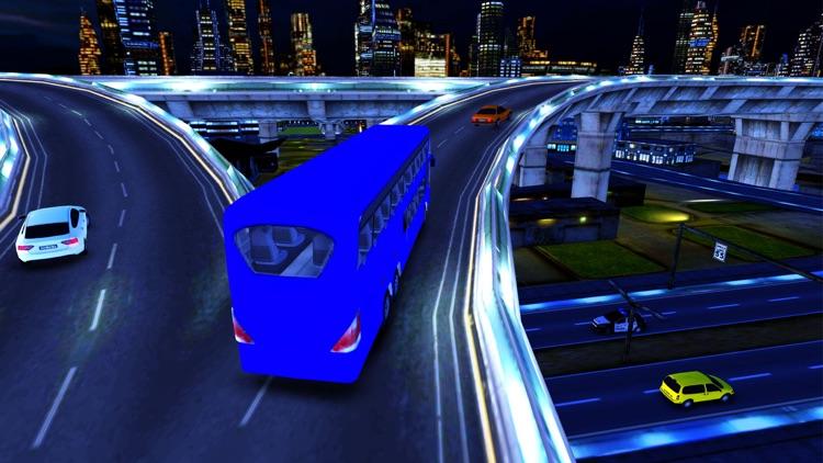 City Bus Driving Simulator 2017 screenshot-3