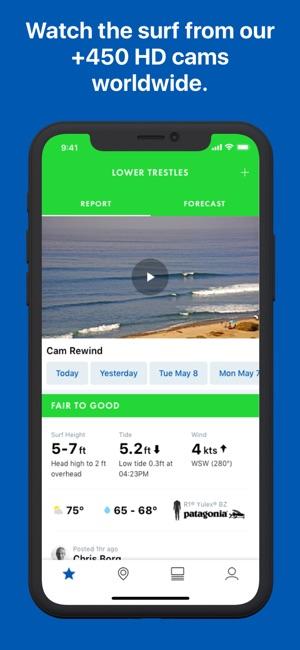 Surfline On The App Store