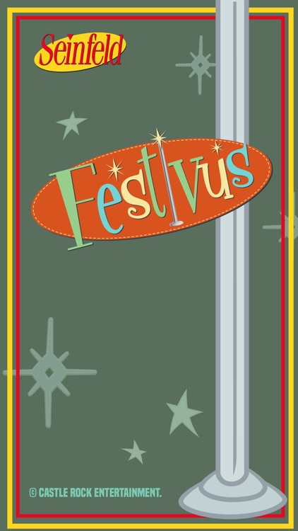 Seinfeld Festivus Stickers screenshot-0