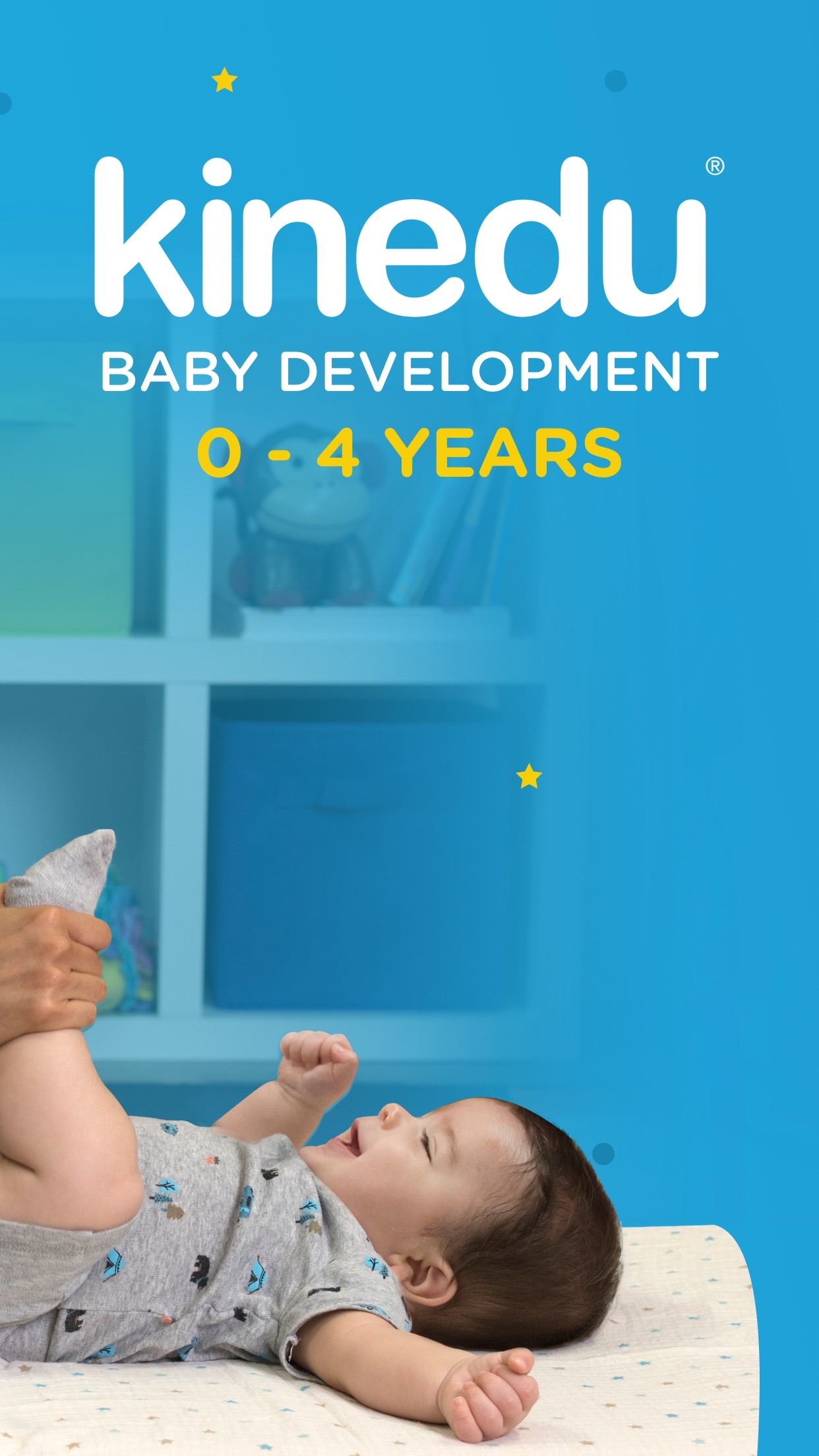 Kinedu: Baby Development App Screenshot