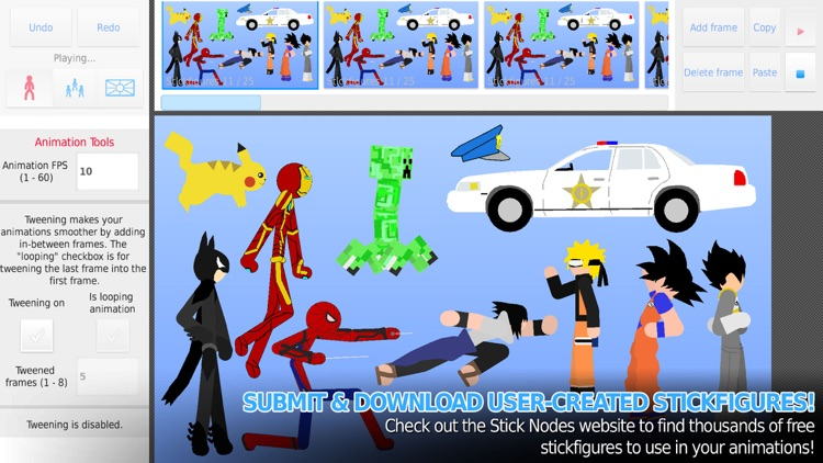 Stick Nodes Pro - Animator screenshot-3
