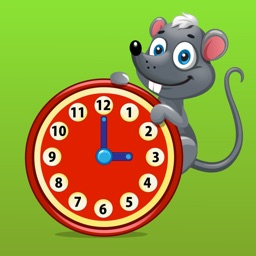 Kids Learn to Tell Time: What Does the Clock Say?
