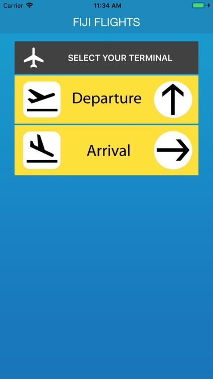 Fiji Flights by Telecom Fiji Limited
