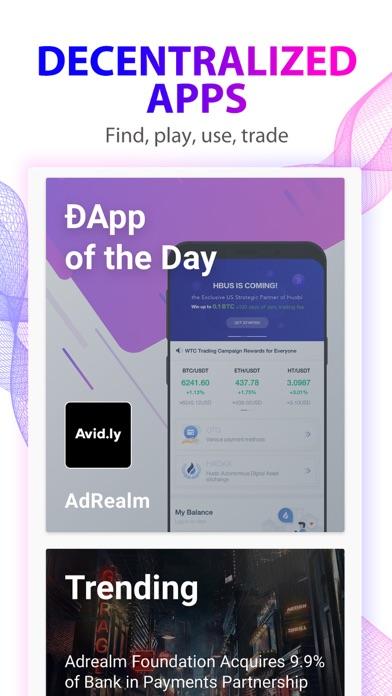 Quarry: Crypto News & Trends screenshot one