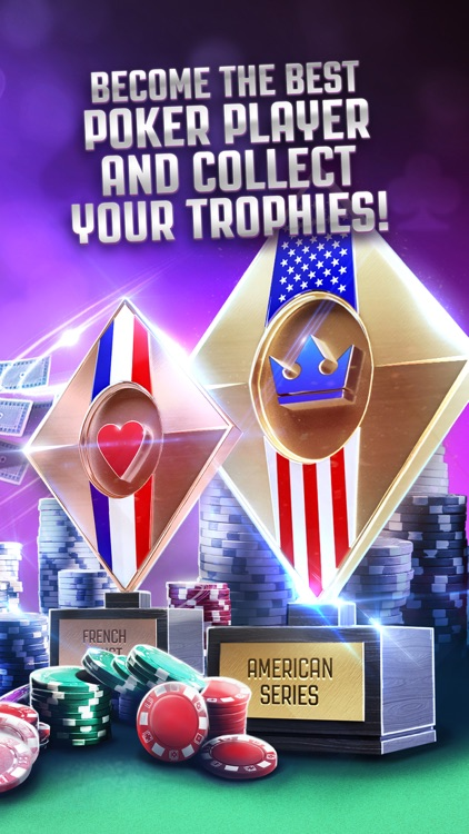 Poker Online: Texas Holdem Card Games LIVE screenshot-4