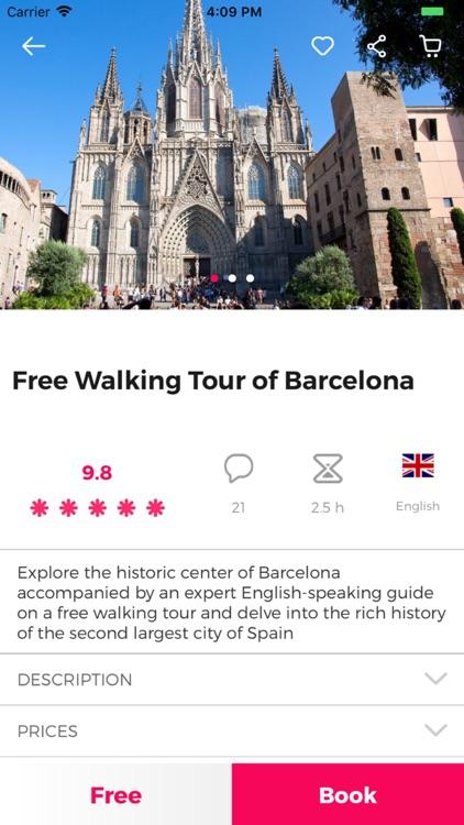 Barcelona Guide Civitatis.com screenshot-3