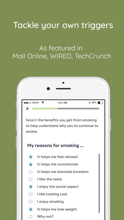 Quit Genius - quit smoking