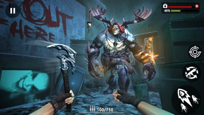 Game Of Zombie Survival screenshot one