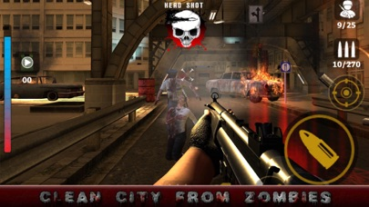 Dead Zombie Survival screenshot three