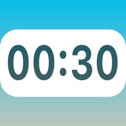 Split - Stopwatch widget