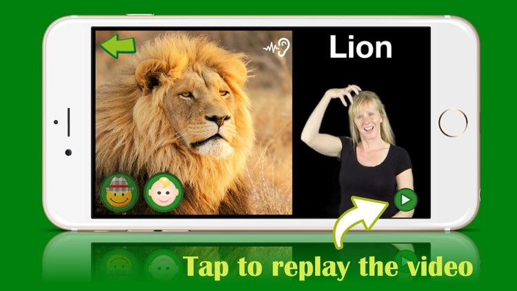 ASL Animals - Lite screenshot-3