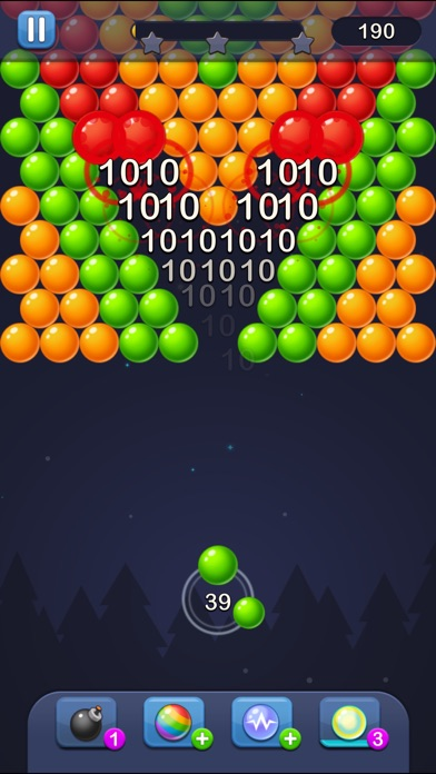 Bubble Pop! Puzzle Game Legend screenshot 3