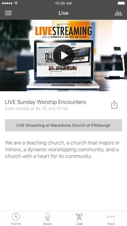 Macedonia Church of Pittsburgh
