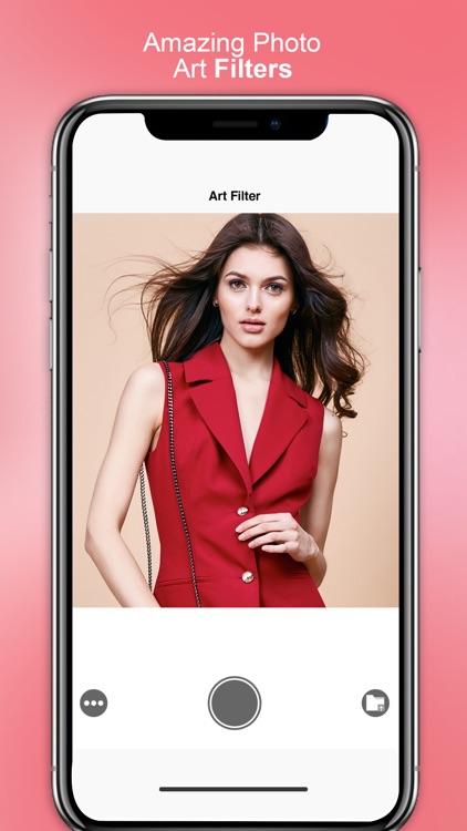 Photo Editor Filter Art Effect screenshot-3