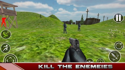 Army Attack - Strike Gun screenshot 2