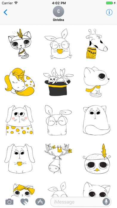 how to rotate iphone video cat doodle stickers app mobile apps tufnc 8277