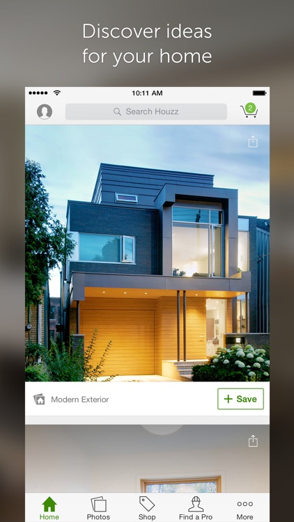 Augmented reality apps for the home Houzz design app