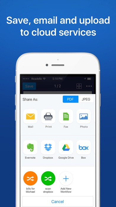 Scanner Pro by Readdle app image