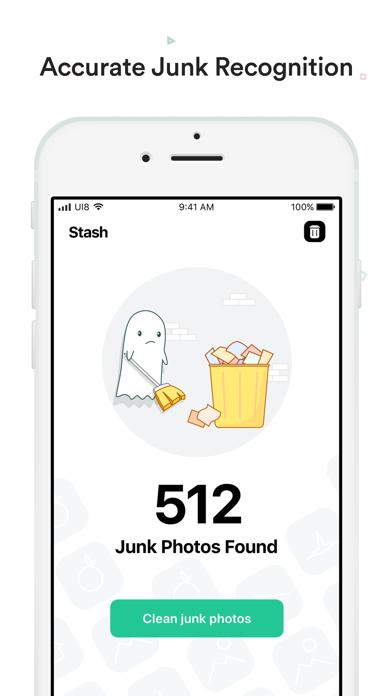 Stash - Junk Photo Cleaner Screenshot