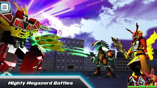 download power rangers samurai steel game