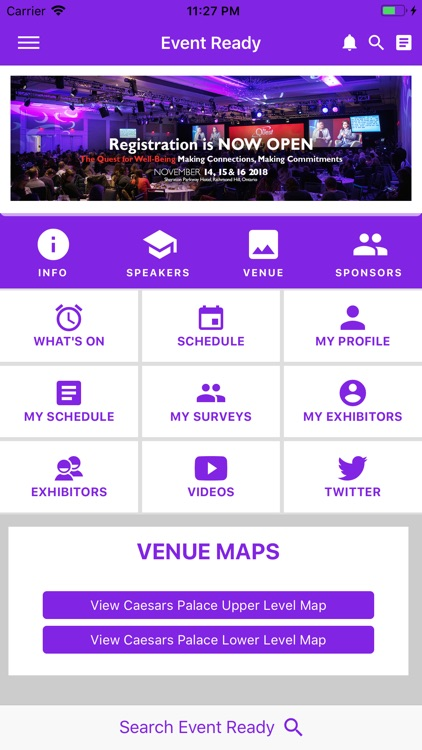 Event Ready Sales App