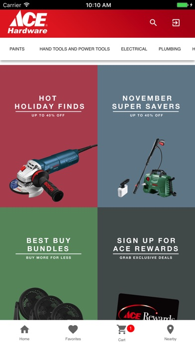 ace hardware point of purchase observation Receive a free $11 gift card with purchase of any 2 yeti drinkware items now through december 24th, 2017.