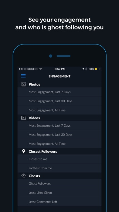 Followers Track For Instagram By Black Ace Media Inc Ios United