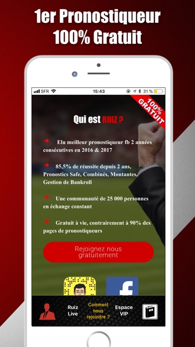 download Ruiz Pronos apps 2