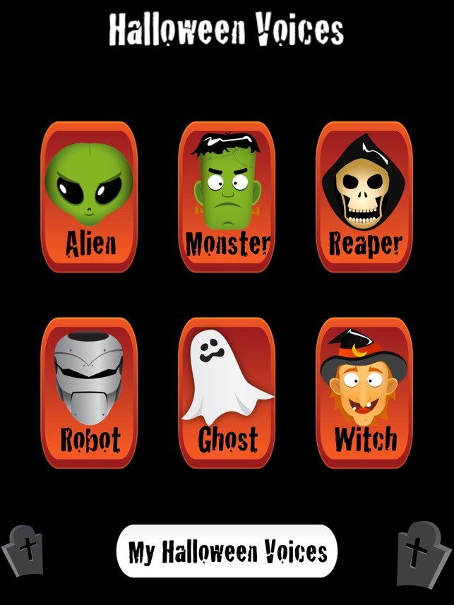 Halloween Voice Transformer on the App Store