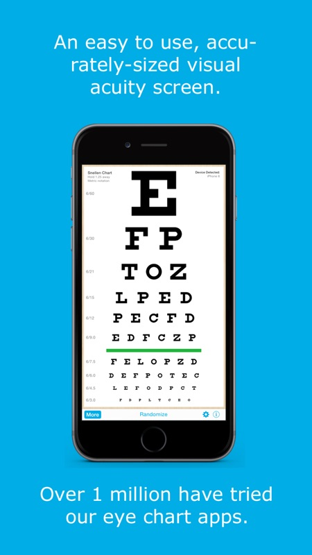 3 Minutes To Hack Eye Chart Hd Screen Vision Unlimited