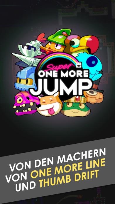Screenshot 1 Super One More Jump