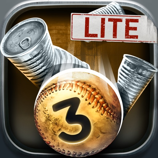 Can Knockdown 3 Lite icon