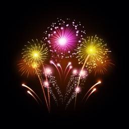 Fireworks Stickers!
